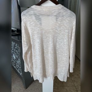 Maurices Sweaters - Maurices Lightweight Beige Sweater Size XL